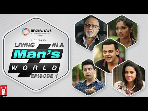 Living in a Man's World - Episode 01
