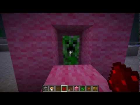 Como Fazer Metralhadora Minecraft