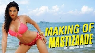 Making of Mastizaade Trailer | Sunny Leone, Tusshar Kapoor and Vir Das