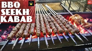BBQ Seekh Kabab Dhaba Style By Chef Food
