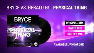 BRYCE VS. GERALD G! - PHYSICAL THING PREVIEW
