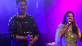 Kumar Sanu & Sadhana Sargam Live Sydney - Teri umeed tera intezar - Deewana