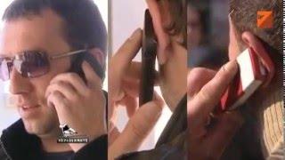 Кражби на телефони