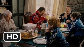 Talladega Nights (1/8) Movie CLIP - Dear Lord Baby Jesus (2006) HD