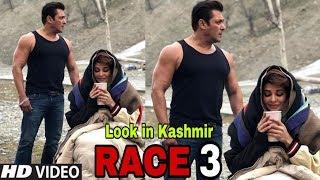 Race 3 New Look Salman Khan and Jacqueline Fernandez   Last Song Shooting