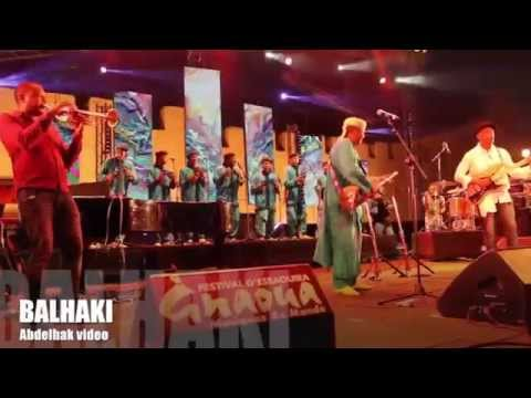 Marcus MILLER Feat Moustapha BAQBOU at Gnawa Festival Morocco