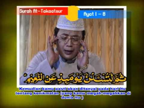 Surat At- Taariq oleh Muammar ZA  Ath-taariq by Muammar ZA