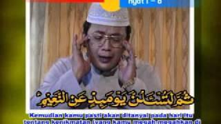 Surat At- Taariq oleh Muammar ZA / Ath-taariq by Muammar ZA