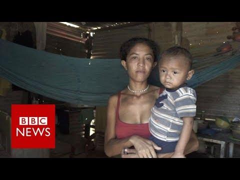 Xxx Mp4 Begging For Food In Venezuela BBC News 3gp Sex