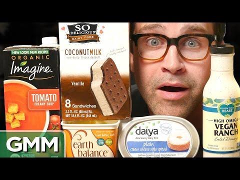 Dairy vs Dairy Free Taste Test