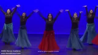 Persian Dance, Ey Maah  رقص زیبای ایرانی با ساز بیژن مرتضوی