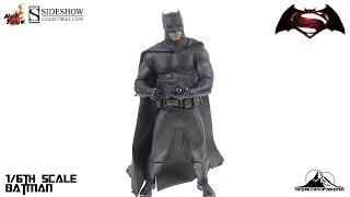 Hot Toys Batman V Superman BATMAN Video Review