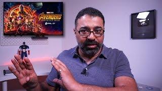مراجعة فيلم Avengers: Infinity War بالعربي | فيلم جامد