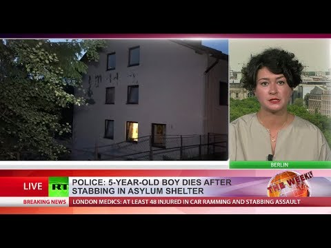 Xxx Mp4 5yo Russian Boy Stabbed To Death Mother Injured In Asylum Shelter Attack In Germany – Police 3gp Sex