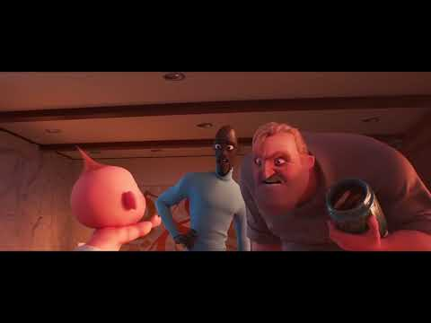 INCREDIBLES 2 Official Trailer 2018 Animation HD