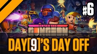 Day[9]'s (Half) Day Off - Enter the Gungeon P6 (and Hearthstone)