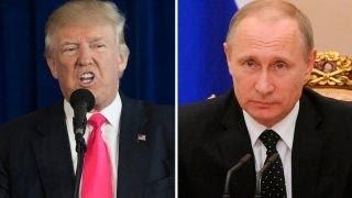 Trump gives Russia green light to retrieve Hillary