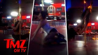 Kevin Hart's Sex Tape Partner Has Awesome Stripper Moves! | TMZ TV