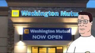 Hank Hill Calls WaMu - Washington Mutual (USA Bank)