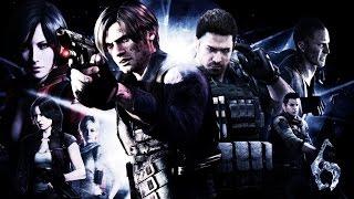Resident Evil 6 Tribute Music Video 3 -  Skillet