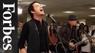 Forbes: 'Drive By' Performed by Train | Forbes