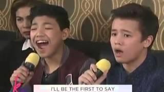 Darren  & Juan Karlos:
