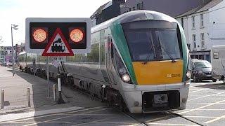 Railway Crossing - Wexford Bridge, Ireland