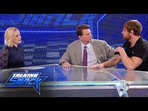 Is Renee Young's relationship with Dean Ambrose a conflict of interest?: WWE Talking Smack, Dec. 27