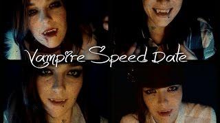***ASMR*** ♥ Vampire Speed Dating ♥ - Pick your Ending