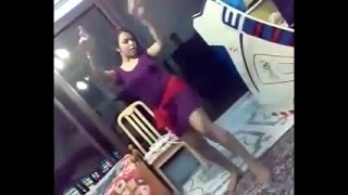 بنوته مصريه رقص نارى وب رقص منازل,2016