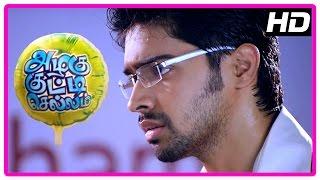 Azhagu Kutti Chellam Movie | Scenes | Krisha wins the chess tournament | Thambi Ramaiah