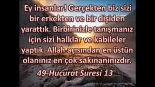 Dillerin Yaratıcısı Allah'tır / Kuran Meali Okuma'nın Önemi