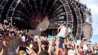 Jack U World Premier (Diplo and Skrillex) Ultra Music Festival Full Set Part 1