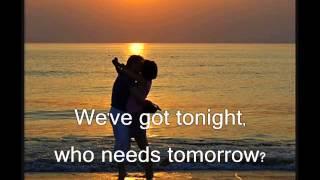 Bob Seger We've got tonight Lyrics