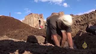 هذا الصباح-صناعة الطوب التقليدية في صنعاء