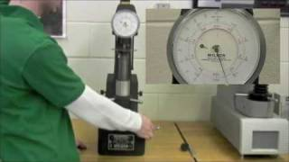 Materials Testing: Rockwell Hardness Test