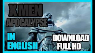 X-Men: Apocalypse 1080p Dual English/Latino Download