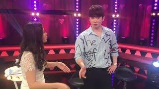 Lâm Vỹ Dạ gây lộn với Trấn Thành vì Hariwon!!!