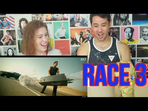 RACE 3 - TRAILER - REACTION