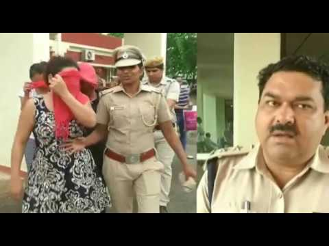 Xxx Mp4 Live Video Of Police Raid And Caught Girls And Boys From Spa Center A At Gurgram 3gp Sex