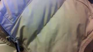 Hvordan tørretumbler man dunjakke