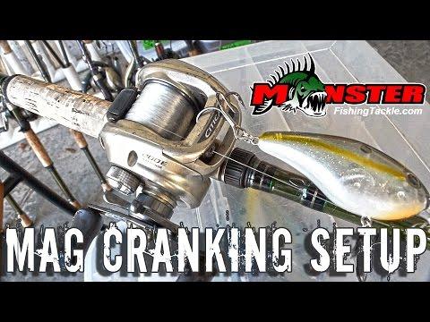 Bass Cranking Setup
