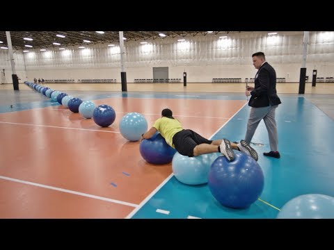 Xxx Mp4 World Record Exercise Ball Surfing Overtime 6 Dude Perfect 3gp Sex
