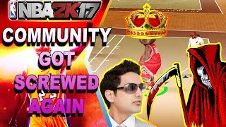 2K BIGGEST FINESSE YET | BEING IMMORTALIZED ENDS 5/28 - NBA 2K17 BRUTAL THOUGHTS