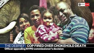 The Debrief: Officer fired over Eric Garner death, surging anti-Semitism   ABC News