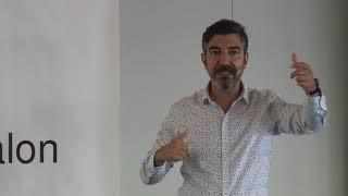 Öğrenmenin Yolu Karşılaşmaktan Geçer | Hakan Elbir | TEDxBahcesehirUniversitySalon
