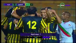 ملخص مباراة المقاولون العرب vs الرجاء 0/3 - الدوري المصري