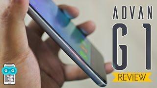 Review Advan G1 - Cocok Banget dengan Selera Pasar Indonesia, Tapi...