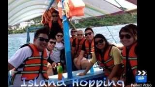 Bez Ezcapade to Boracay 2013