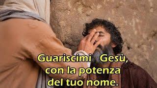 GUARISCIMI GESU', con testo, Edizioni RnS 2015, canto di guarigione